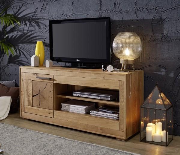TV Element 130cm 'Danzig' Wildeiche geölt