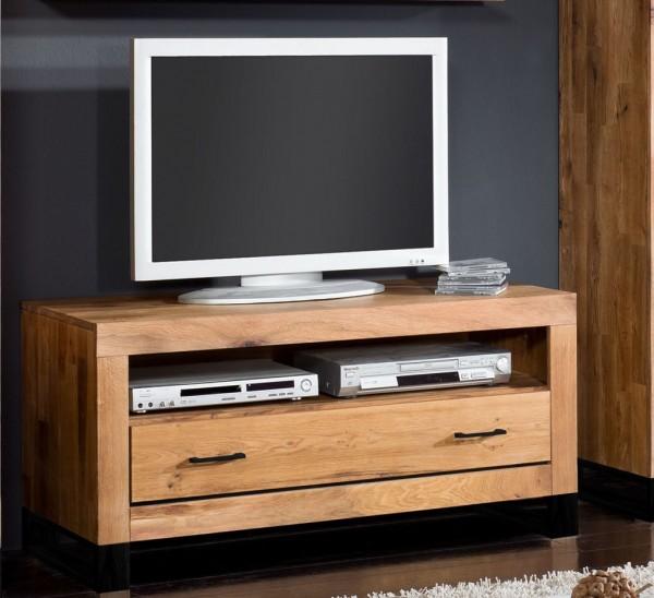 TV Element 115x57cm 'Savona' Wildeiche geölt