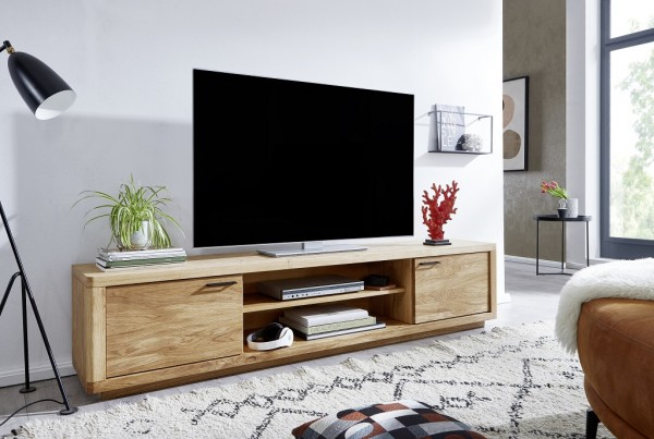 TV Element 203x44cm 'Bornholm' Eiche geölt