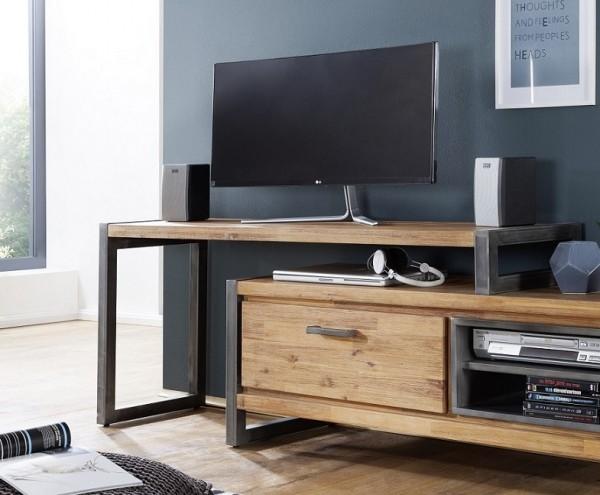 "TV-Aufsatz 140x60cm ""Tundra"" Akazie Natur"