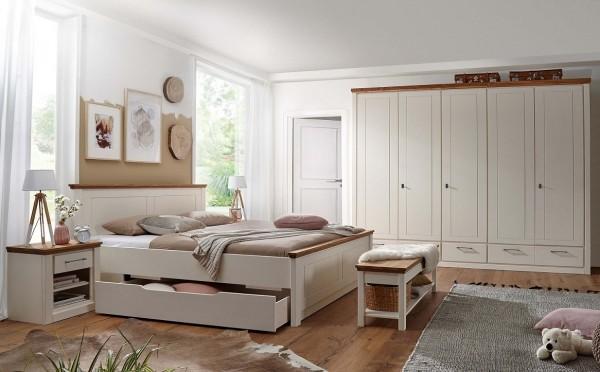 Schlafzimmer 'Sophie' Kiefer & Eiche