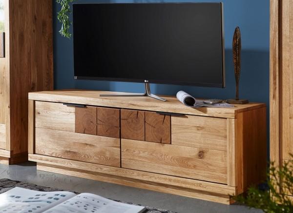 TV Element 152cm 'Breslau' Wildeiche geölt