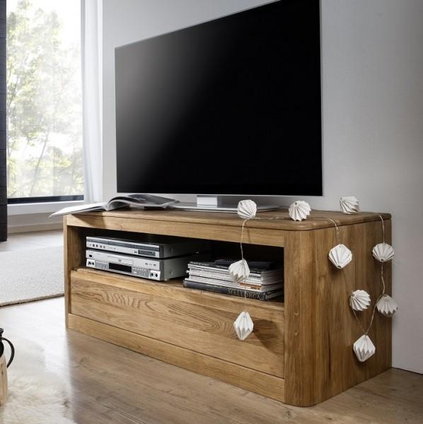 TV Element 115x48cm 'San Remo' Wildeiche geölt