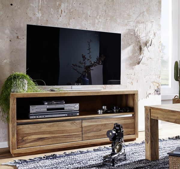 "TV Element 120cm ""Panama"" Sheesham massiv"