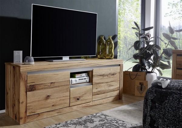 TV Element 155cm 'Livorno' Wildeiche geölt