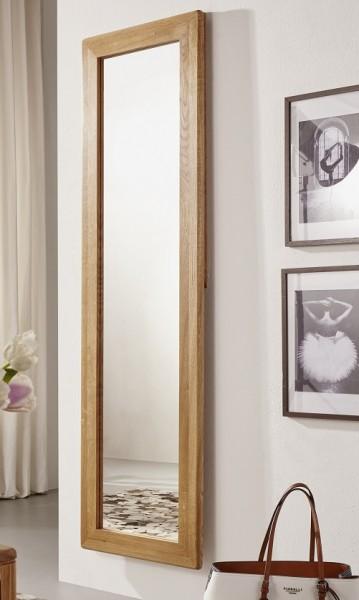 Wandspiegel 50x175cm 'Bayreuth' Wildeiche massiv