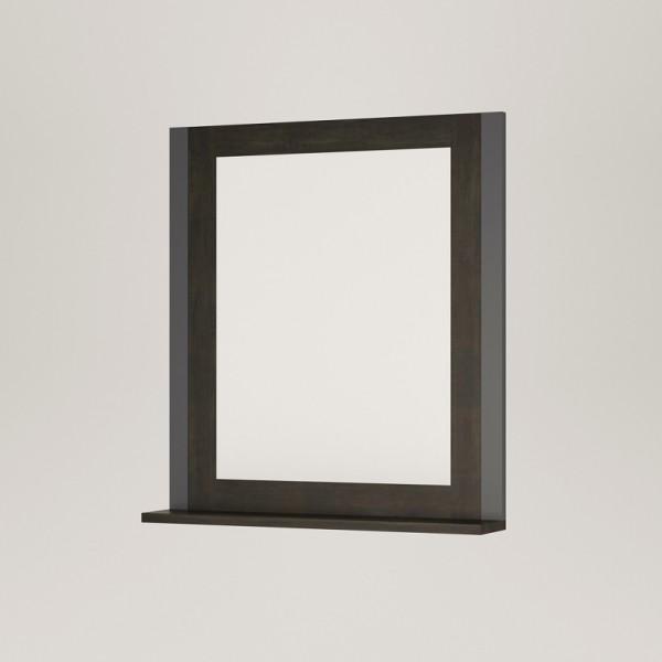 Badspiegel 68x75cm 'Stark' Mango & Metall