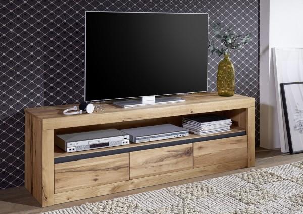 TV Element 165cm 'Salo' Wildeiche geölt