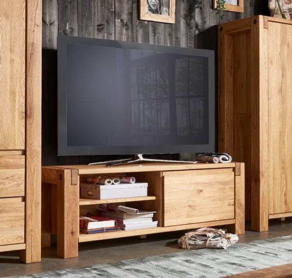 TV Element 139x50cm 'Palermo' Eiche massiv geölt