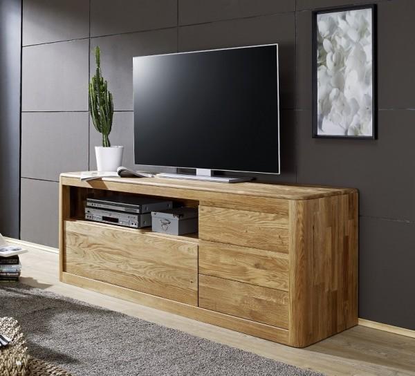 TV Element 165x63cm 'San Remo' Wildeiche geölt